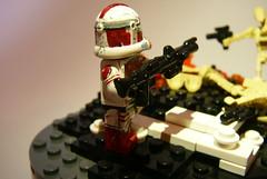 Clone Shock Trooper (Triple Zero) Tags: 2 trooper star lego shock wars custom clone phase