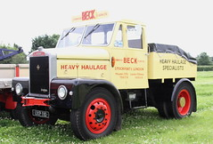 Scammell Edward Beck Stockport Heavy Haulage UXP110 Frank Hilton IMG_3174 (Frank Hilton.) Tags: pictures bus classic car truck vintage bedford photos lorry trucks erf morris tractors albion commercials classis foden atkinson aec fergy