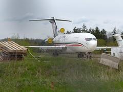C-FCJF B727 Hamilton (ZD703) Tags: hamilton boeing boeing727 cargojet hamiltonairport cargojetairways n895aa cfcjf
