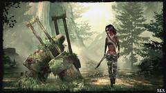 Jungle 02 (alexandra wardark) Tags: subtlefogvogue secondlife sl adventures apocalyptic jungle sunglasses wewanttobefree