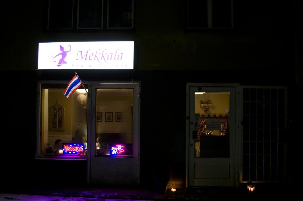 Spa solna thai massage stockholm