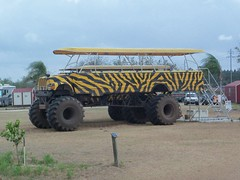 Monster Truck (brittanyalisaaa) Tags: bus truck schoolbus monstertruck
