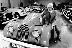 Peter Morgan (jonbentley90) Tags: ilfordhp5 malvern nikonfe petermorgan morgancars 24mmainikkor kodakveribrom