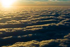 above the clouds (Winfried Veil) Tags: leica blue sky orange cloud sun white clouds 50mm veil horizon himmel wolken rangefinder blau sonne weiss asph horizont winfried 2012 m9 messsucher leicam9 winfriedveil