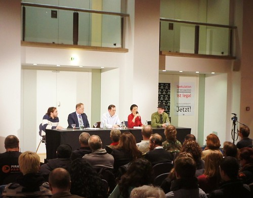 Podiumsdiskussion in der Oper