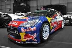 Citroen DS3 WRC (gamelle71) Tags: citroen ds3 wrc salon geneve 2012 selectedcolors tokina1116mmf28 ultrawideangle nikond90 worldcars