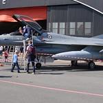 General Dynamics Fokker F-16AM Fighting Falcon Block 15K 683 at Rygge Air Show 2009 thumbnail