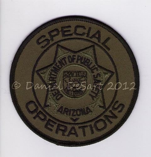 Arizona DPS SWAT (Badge Patch)