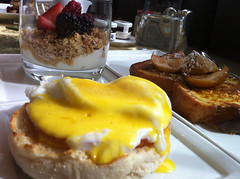 Breakfast in Dallas