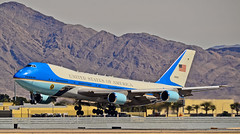 82-8000  1988 Boeing VC-25A (747-2G4B) C/N 23824 (TDelCoro) Tags: las vegas tarmac photography one 1 airport andrews sam unitedstates lasvegas aviation president jet engine visit landing vip airforceone boeing arrival amc airforce ge airborne touchdown usaf base obama 747 klas mccarran b747 af1 potus generalelectric afb tfr barack 679 commanderinchief 23824 vc25 vc25a turbofan 28000 mccarraninternationalairport airmobilitycommand 828000 specialairmission b747200b 89thairliftwing presidentialairliftgroup cf680c2b1