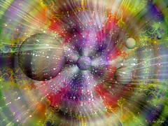 120212b (Ian Gedge) Tags: abstract colour art circle sphere taa technicolour