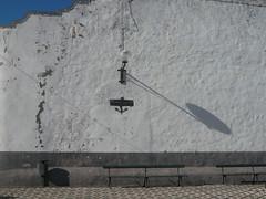 Antero (Ponto e virgula) Tags: banco esperana sombra pontadelgada somiguel anterodequental conventodaesperana
