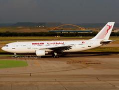 TS-IPB (Ken Meegan) Tags: madrid airbus barajas a300 563 airbusa300 a300600r tunisair madridbarajas a300b4605r 2152007 airbusa300b4605r tsipb