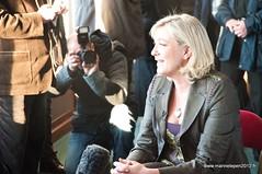 Prsentation du Comit de Soutien de Marine Le Pen (Marine Le Pen 2012) Tags: 2012 comitdesoutien prsidentielle marinelepen
