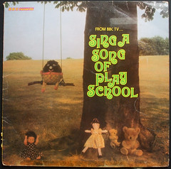 Sing a Song of Play School (Jacob Whittaker) Tags: art inch album vinyl cover record 12 sleeve 12inch