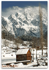 mataltan village, swat, PAKISTAN (TARIQ HAMEED SULEMANI) Tags: winter pakistan tourism nature north tariq swat mataltan concordians sulemani jahanian