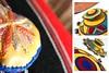 47-366 (Amalid) Tags: red colour macro yellow closeup canon project eos colorful colours bokeh handmade crafts traditional craft photoaday libya tripoli 2012 pictureaday traditionalcrafts project365 طرابلس ليبيا أحمر أسود ألوان project36547 ملون canoneos450d غدامس الكفرة 366project canoneosdigitalrebelxsi efs1855mmisf3556 365daytodayproject صناعةتقليدية project36516feb2012 alkofra