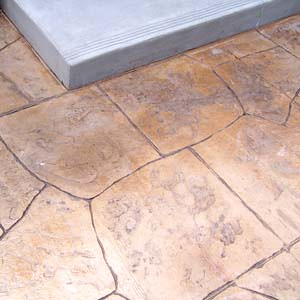 "Stamped Concrete • <a style=""font-size:0.8em;"" href=""http://www.flickr.com/photos/76775226@N06/6890491722/"" target=""_blank"">View on Flickr</a>"