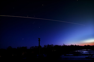 EXPLORED - ISS over Greenham Common 18th Feb 12