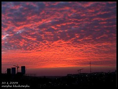 Jerusalem sunset -   (moshek70) Tags: sunset sky weather clouds sunrise israel jerusalem