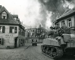 Tanks in Kronach, Germany (ww2images) Tags: usa airplane aircraft wwii aeroplane worldwarii ww2 worldwar2 usaaf ustank warphoto wwiiphoto ww2images ww2imagescom ww2photo worldwar2photo worldwariiphoto a14989z