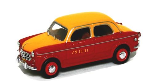 Rio Fiat 1100 Taxi Beerna