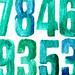 Wet Numbers