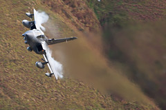 """Shock and Awe""...GR4 style!!! (PhoenixFlyer2008) Tags: wales canon aviation military air jelly swept tornado sweep raf lowlevel panavia gr4 machloop jetwash fastjet lfa7 airteamcanon"