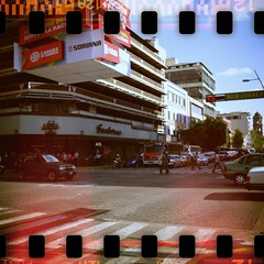 Guadalajara (Aline M. Alcudia ✈) Tags: city film méxico mexico town photos centro guadalajara jalisco ciudad center aline