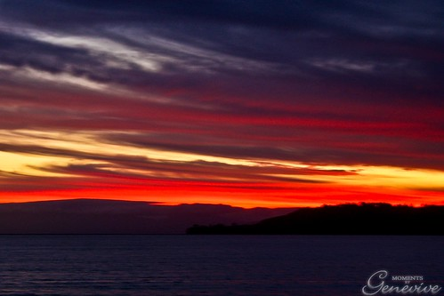 Taupo Sunset