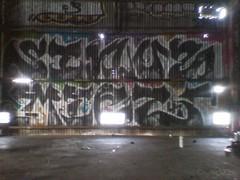 SINUZ MIEZ (guessWH0??) Tags: graffiti los angeles lm miez sinuz