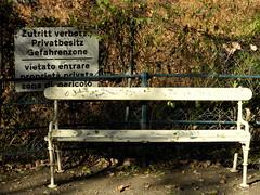 I'm in love with all that's out of sight (The Shy Photographer (Timido)) Tags: italy europa europe italia alto merano adige meran sudtirol meranerland shyish