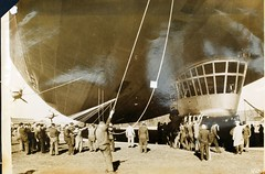 Zeppelin (San Diego Air & Space Museum Archives) Tags: aircraft aviation zeppelin airship hindenburg dirigible lighterthanair luftschiff dzr controlcar dlz129 lz129 deutschezeppelinreederei luftschiffbauzeppelin deutscheluftschiffahrtsaktiengesellschaft delag zeppelinlz129 lz129hindenburg luftschifflz129