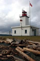The lighthouse (hern42) Tags: canada bc photoblog malcolmisland nikoncoolpixs50c