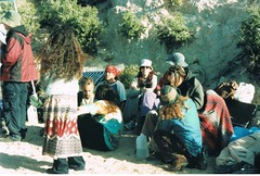 Moontribe-Party -  Gathering of the Tribes - 2001 * (Sterneck) Tags: california party love festival flow dance peace desert respect expression unity politics fullmoon gathering tribes techno rave om psychedelic consciousness trance psy moontribe individuality plur freeparty psychedelicart collectivity gatheringofthetribes