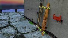 Cycles Render: Longboarding Poster2 (heidaz) Tags: 2 poster render longboard blender nr ing 262 cycles bhanga
