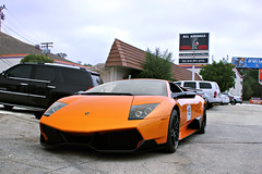 Streetshark. (Charlie Davis Photography) Tags: auto california road ca italy orange black car speed photoshop canon private photography eos rebel shark losangeles hp italian fast automotive super run bull september exotic adobe page chp carbon fiber quick lamborghini loud rare arancio supercar sv edit carbonfiber borealis drift horsepower facebook murcielago 670 v12 fibre lambo carbonfibre cs4 veloce 2011 acceleration powerslide t2i superveloce charliedavis lp6704 lp670 lp670sv charliedavisphotography