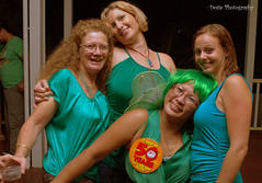 Dosie Imagery (dixoncamera.com) Tags: girls irish hot green wet canon eos women breasts breast boobs australia sweaty ii 7d queensland tropical usm filipina tropics ef 580ex damp humidity townsville humid 2470mm wetseason f28l saintpaddysday