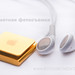 apple ipod nano gold
