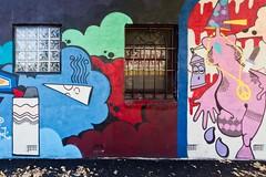 Collingwood & Fitzroy Graffiti-50 (Quick Shot Photos) Tags: streetart graffiti stencil collingwood fitzroy melbourne spraypaint laneway juddyroller