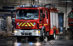Fire Truck  La Rochelle (Thibosco17) Tags: street light rescue paris france detail reflection colors contrast truck french fire photography photo marseille flickr lumire couleurs quality streetphotography pluie police ambulance firetruck lorry fireman 17 larochelle emergency francia fdny feuerwehr bomberos firedepartment flic hdr policia r ileder sdis bluelight haute bombers luminance 14juillet nationale intervention dfil pumper pompiers redtruck ambulancia olron qualit policedepartment 2011 fireandrescue pimpon camiondepompier photomatix charentemaritime camiondepompiers dynamique policedept colorphotoaward pompiersdeparis chauss policedeparis camionrouge firebrigad policeparis francioa firefrance pompierscharentemaritime pompierslarochelle