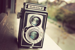 Retro Camera (:*`*:.Diey :*`*:) Tags: camera old colors canon vintage grandfather retro ii reflekta