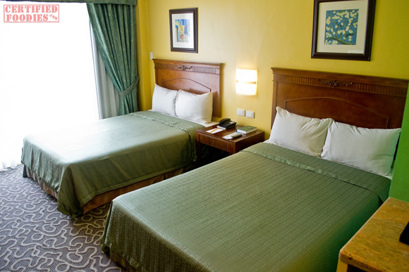 Deluxe Double Room in Hotel Elizabeth