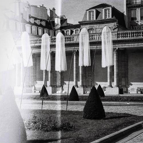 Archives (Jardin des)