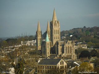 Truro Cathedral - from the east