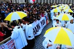 CANONIZACION- 53 (Ismael I) Tags: roma san italia pedro misa juanxxiii juanpabloii benedictoxvi canonizacion ciudaddelvaticano papafrancisco 27042014 papaemeritoplaza