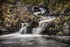 0JJ1698 (Forrest W) Tags: river long exposure falls ayrshire