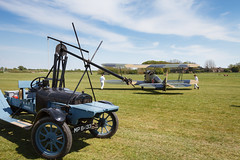 Hucks starter on a Model T Ford chassis (Paul Braham Photography) Tags: tractor bus car bike bicycle sportscar omnibus farmmachinery