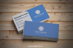 Business Card02 (shahadat51) Tags: blanco cards publicidad business luxury mockups freepics pepoalcalá estudiomarketing