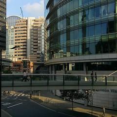 londra #london #londonbuildings #londoncolors #sunnyday #city... (ER-Photo) Tags: city sunset london londra sunnyday museumoflondon sundayafternoon mustsee londonbuildings hiddenbeauty hiddenlondon londoncolors cityspot uploaded:by=flickstagram instagram:photo=10893117492597442432204679691